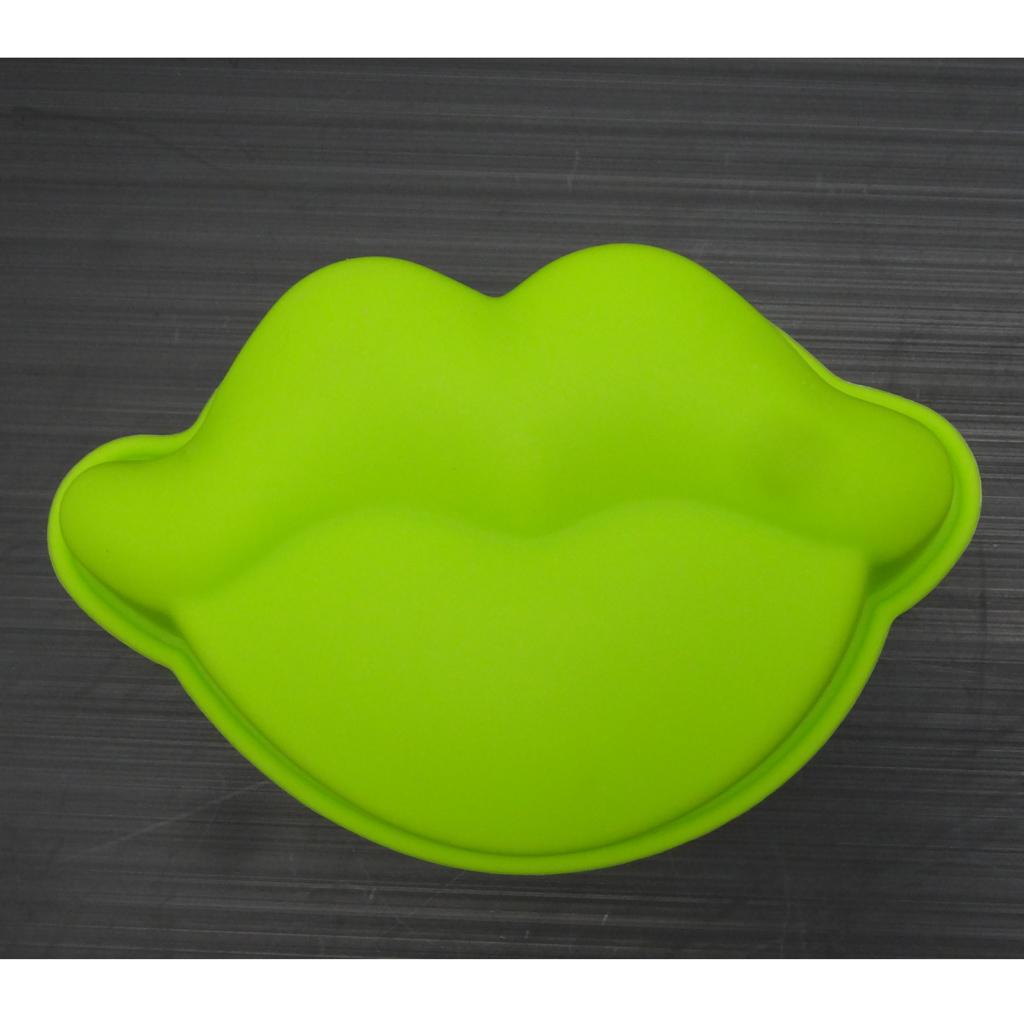 Mini Lips Cake Pan