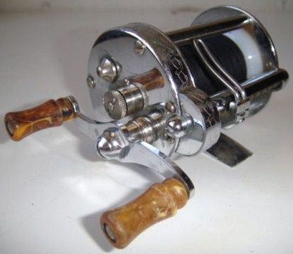 vintage pflueger fishing reels classic collectible tackle