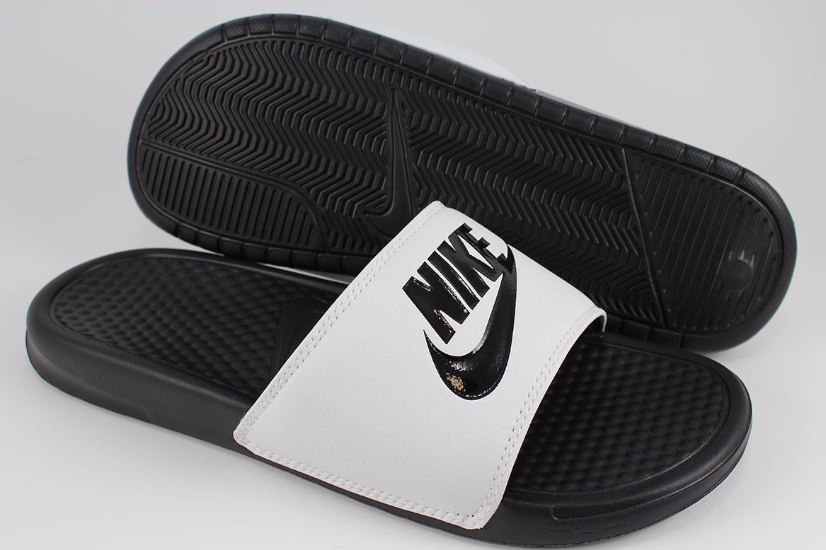 f8ddbbe0c Nike Benassi Swoosh Slide Sandals Us Size 8 9 – Fondos de Pantalla