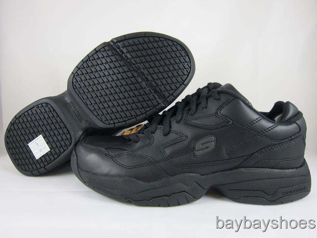 Skechers Men S Felix Keystone Work Shoe