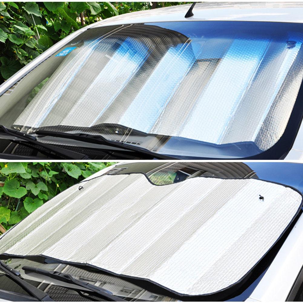 Double-thick Aluminium Foil Sun Shade Sunblock Car Window