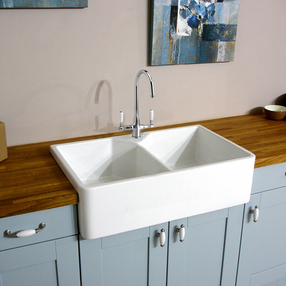 Small Belfast Kitchen Sink