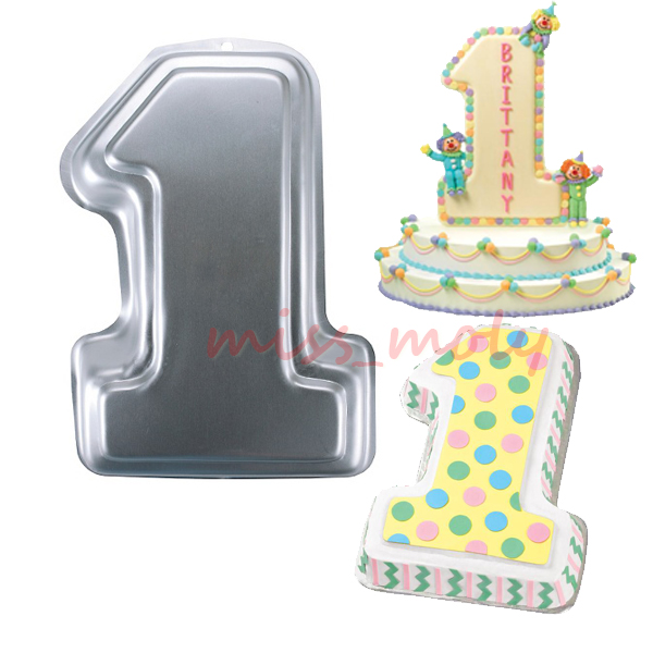 Number Cake Pans Canada