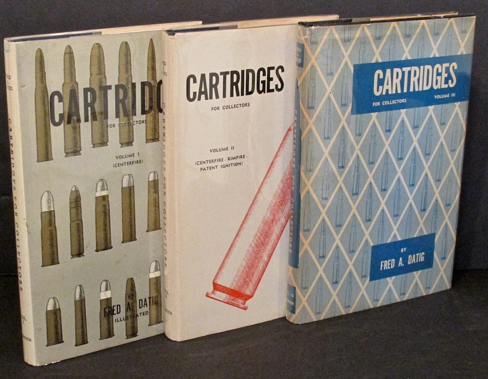 Image for CARTRIDGES FOR COLLECTORS 3 VOLUMES