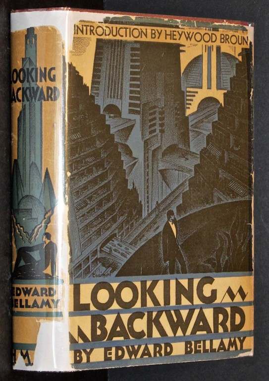 Image for Looking Backward; 2000-1887