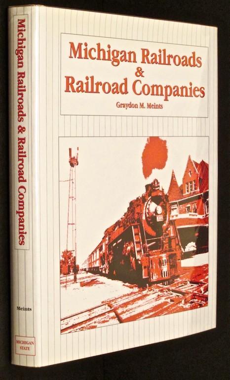 Image for Michigan Railroads & Railroad Companies (Trains and Railroads)
