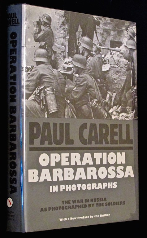Image for Operation Barbarossa in Photographs: (Schiffer Military History)